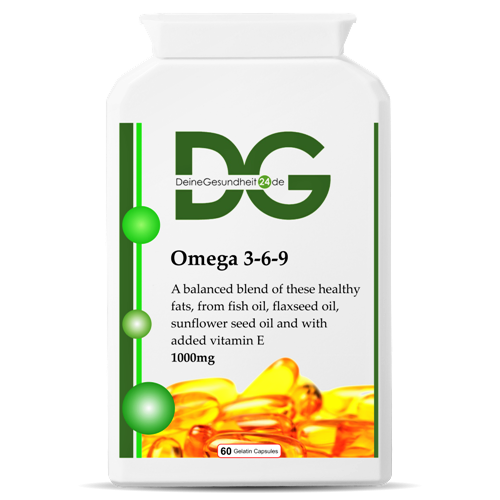 Omega 3-6-9 (60 Kapseln)